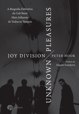 Joy Division - Unknown Pleasures (Capa Dura)